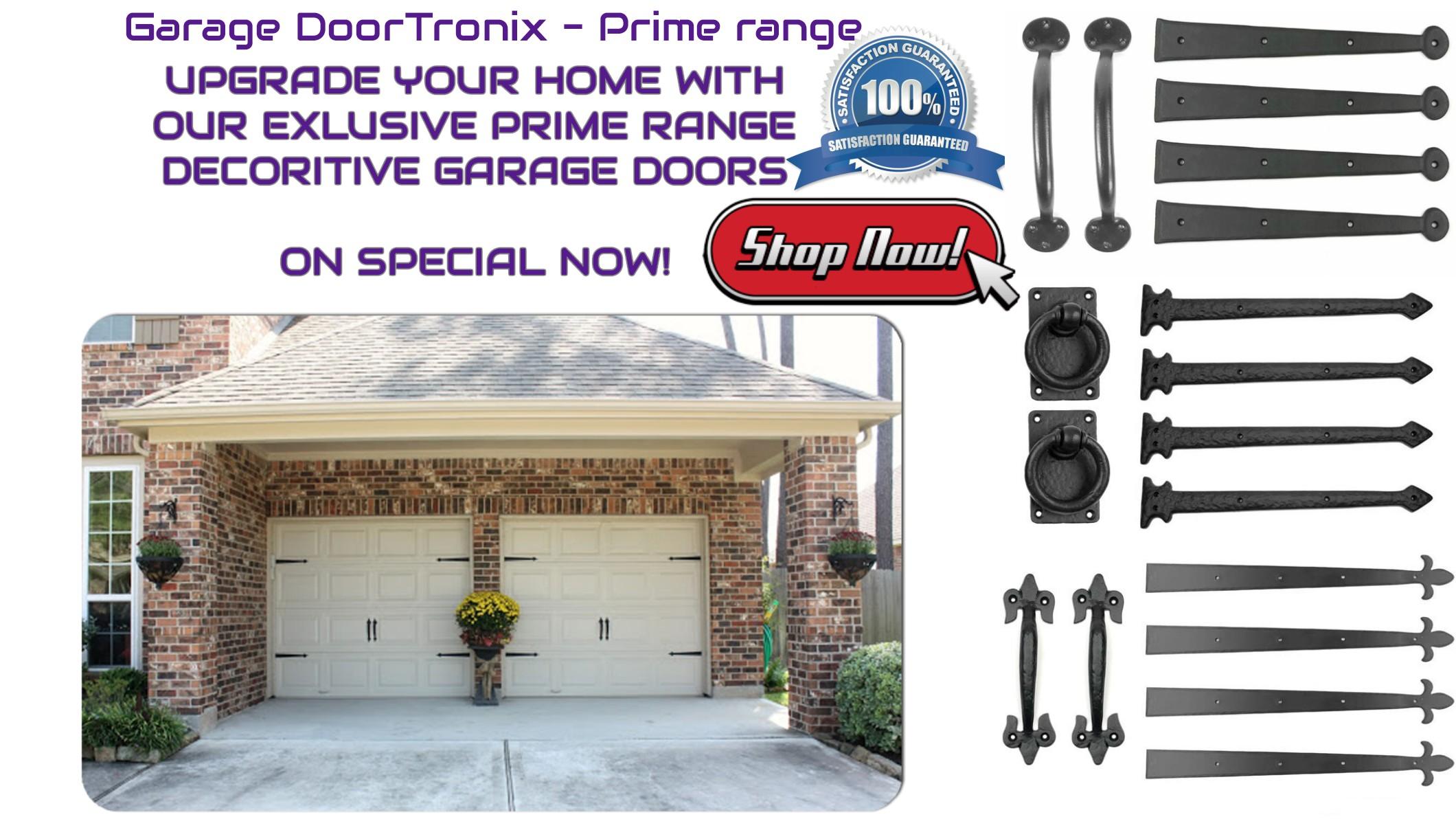 Specials Promotions Garage Doortronix Garage Door Repairs