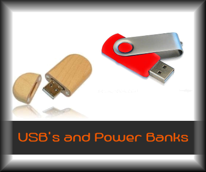 usb&#039s-and-power-banks