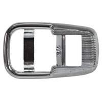 411837097--trim-surround-for-inner-door-release-lever-with-lock-chrome-plated-each-69-73-