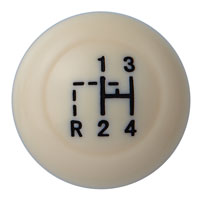 ac7116105--gear-knob-ivory-with-shift-patern-7mm-61-67-each