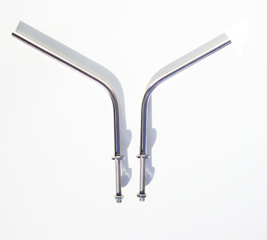 aac037-splitscreen-mirror-arms-stainless-steel-pair