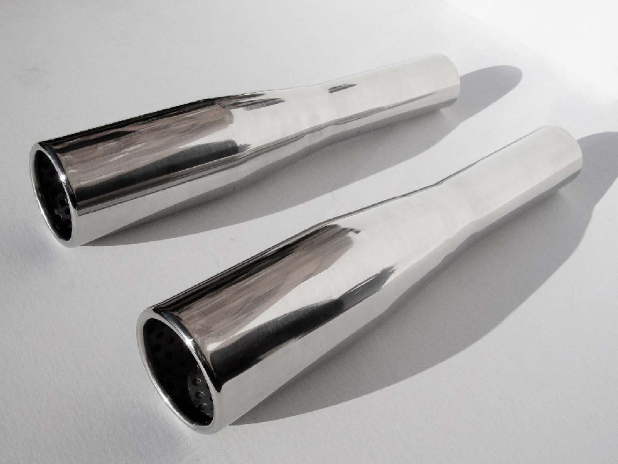 aac125--tail-pipes-tapered-stainless-steel-pair