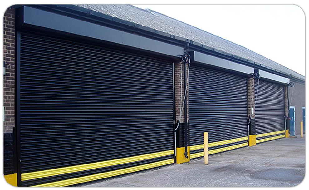 Industrial Garage Door industrial / roller-shutter doors | products | silvertondale