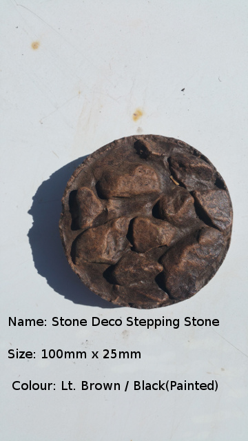 painted-stone-deco-stepping-stone-lbrown--dbrown