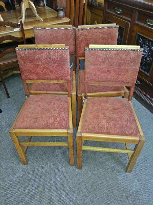 oak-chairs-red-set-of-4-7348