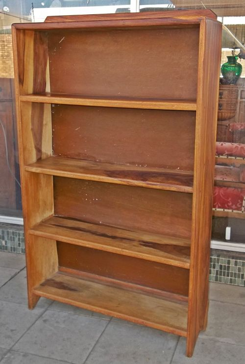 kiaat-bookcase-sold