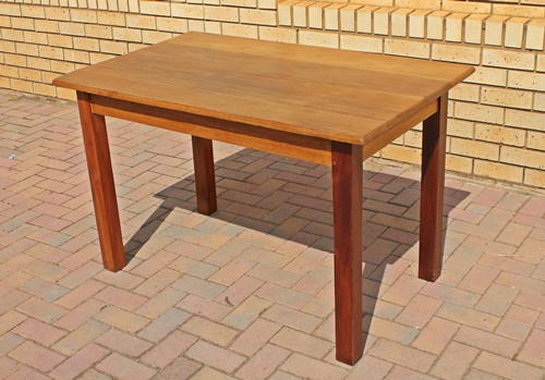 kitchen-table-mahogany-