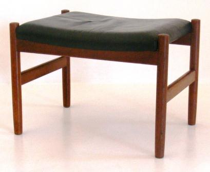 footstool-with-black-leather-upholstery