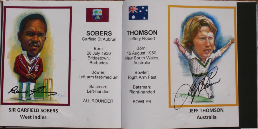 macquaries-world&#039s-fastest-bowlers-tribute-london--signed