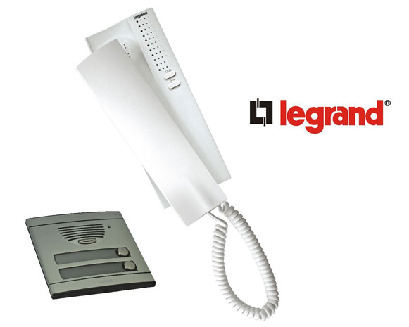 legrand--audio-and-video-intercom-systems