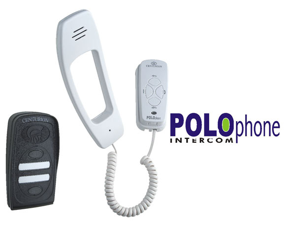 polophone--audio-intercom-system