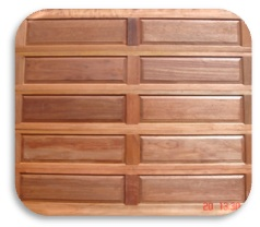 single-wooden-sectional-doors