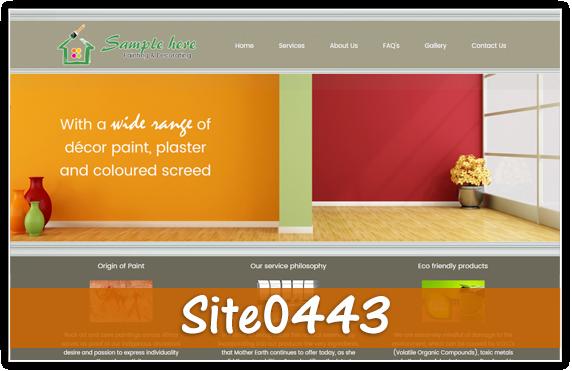Painting Contractors - Warehouse Websites -