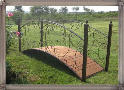 Wrought Iron Garden Accessories