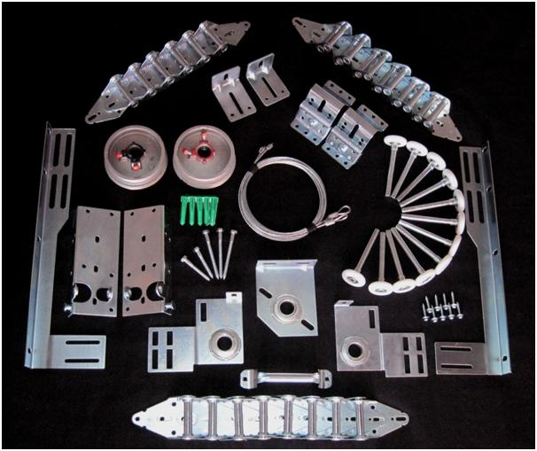 Garage Door Hardware Spare Parts Products Silvertondale