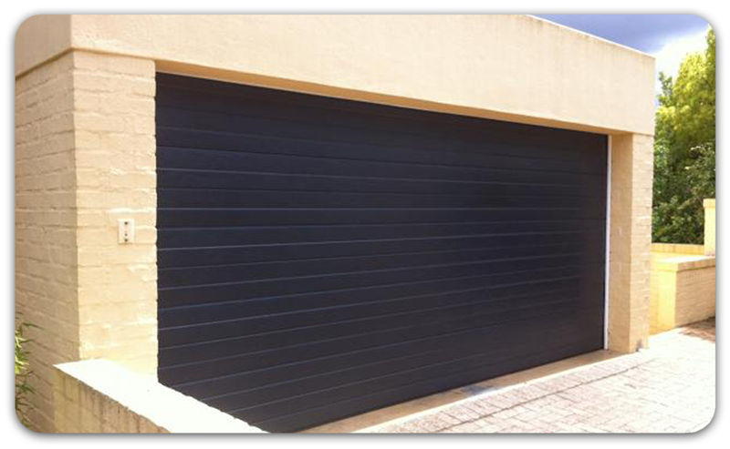 Glass Aluminium Sectional Garage Doors Products Silvertondale