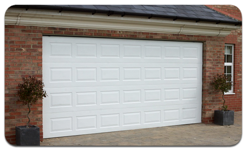 steel doors door guide garage post option pro minneapolis
