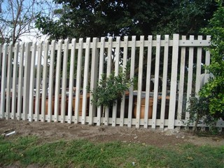 Concrete Palisade Fencing Products Swavelpoort