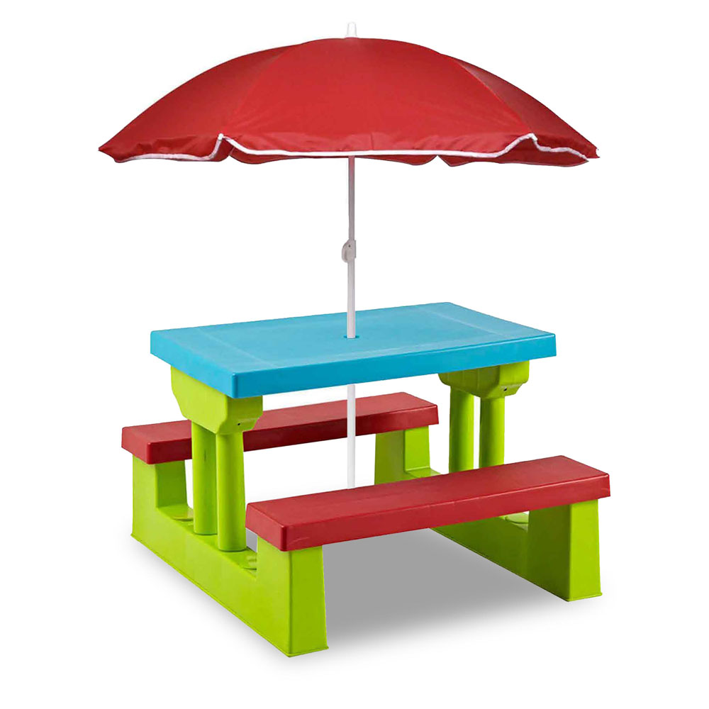 DN-009 – KIDS TABLE AND A BENCH