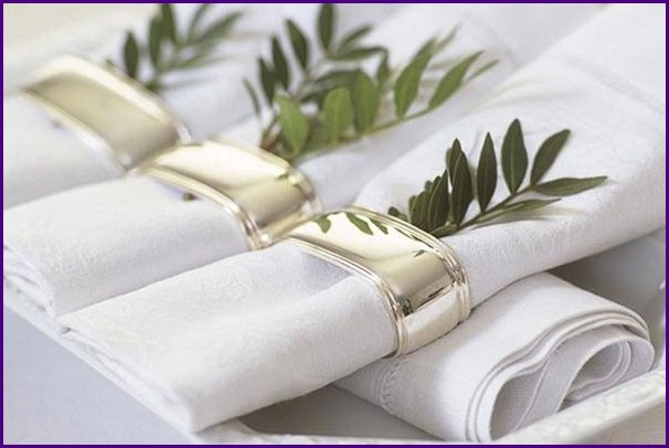 Wedding Napkins Add Colour And Style To Your Reception A Wide Selection Of Colours