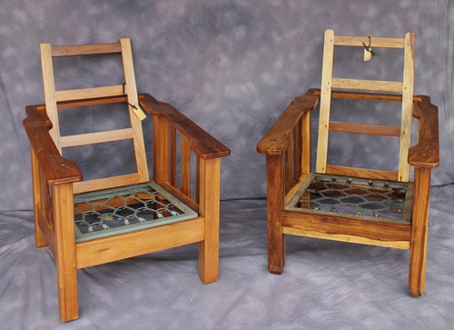 2-morris-chairs-