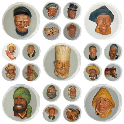 basson&#039s-faces