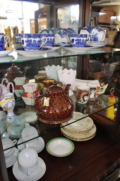 various-porcelain-items