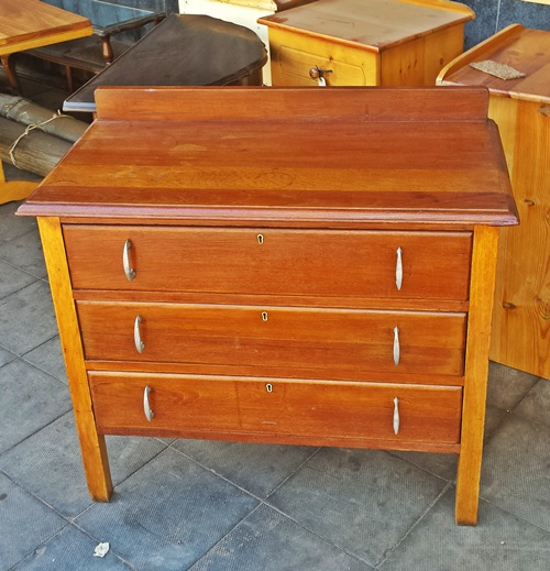 Teak Chest Of Drawers WAD103