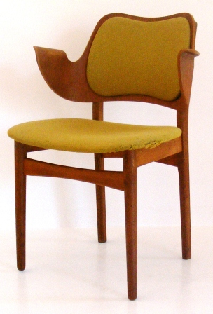 chair-hans-olsen-1950&#039s-shell-chair