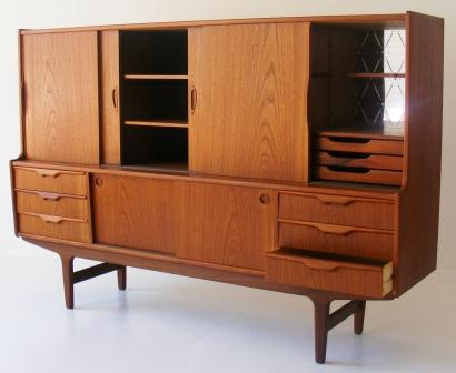 sideboard-dresser-teak-with-6-x-sliding-doors